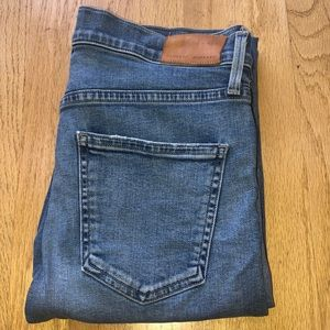 Citizen High-waisted Rocket Skinny Jeans!